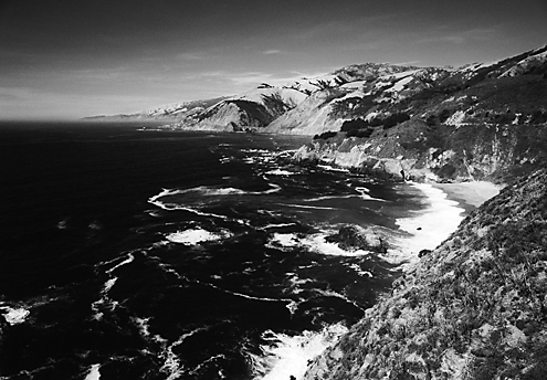 The Santa Lucia Mountains of Big Sur plunge dramatically into the Pacific Ocean, and Highway 1 is the front row seat.