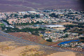 Northern City of Marina and its neighborhoods as seen from the air.