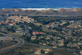 The City of Marina's former Fort Ord redevelopment area as seen from the air.
